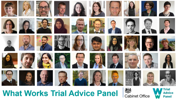 What Works Trial Advice Panel Members